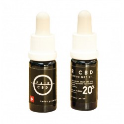 CBD olej 20% Broad Spektrum MCT 10 ml