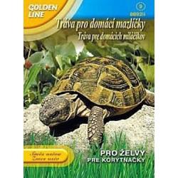 Tráva pro želvy